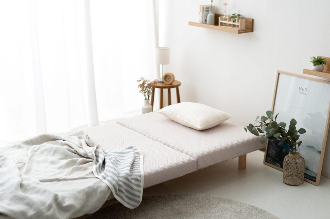 睡眠環境・寝具指導士の選ぶ「マットレスおすすめ10選」に選ばれました