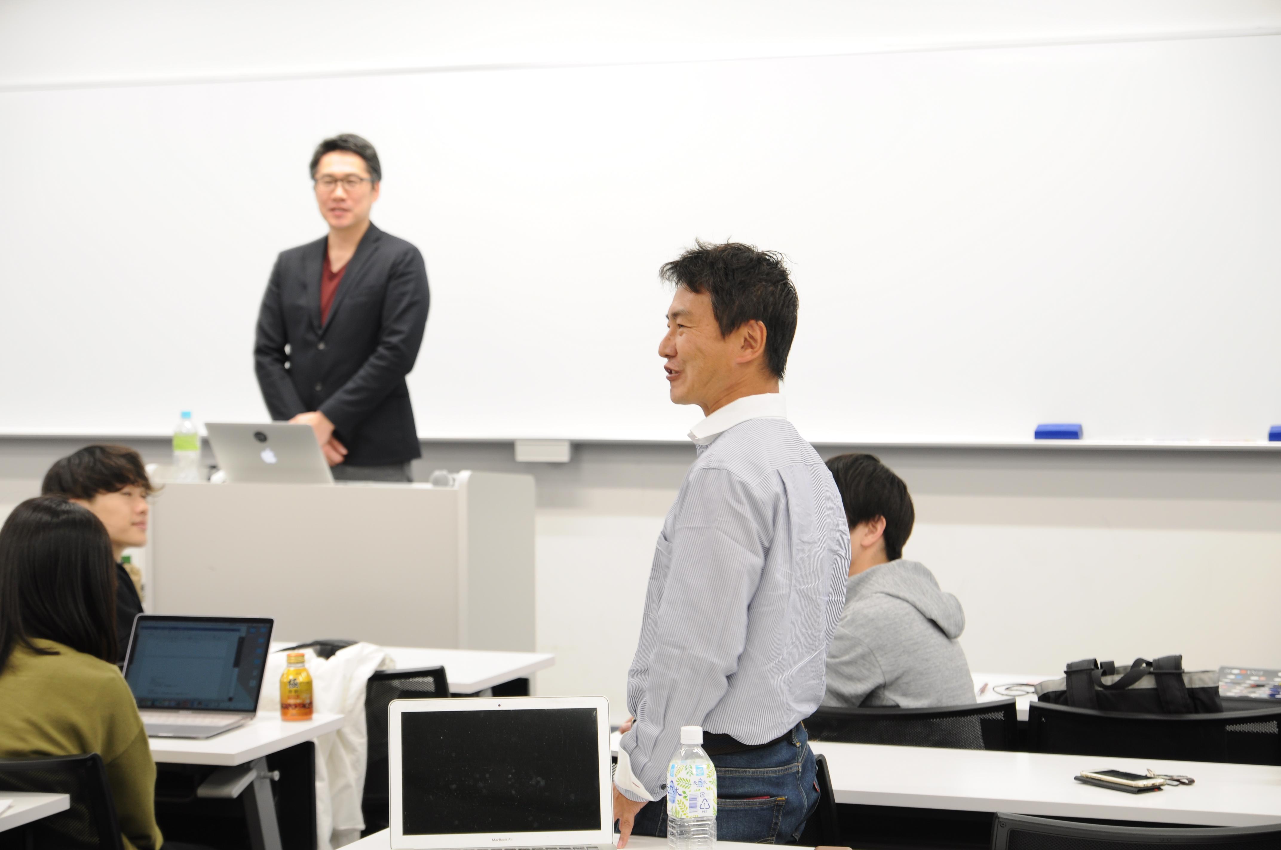 井上 達彦 教授