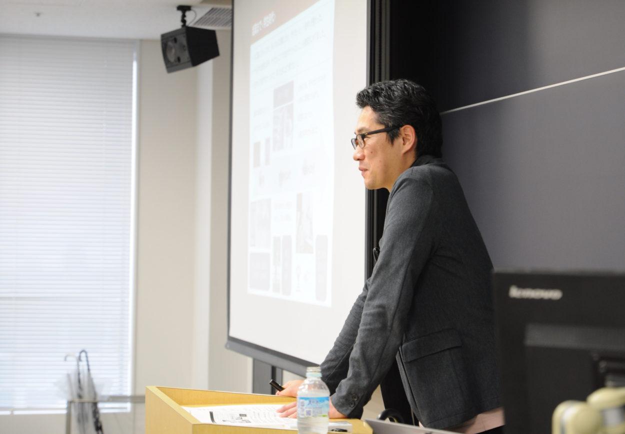 早稲田大学にて「キャリア」をテーマに講演